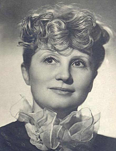 Lidiya Sukharevskaya