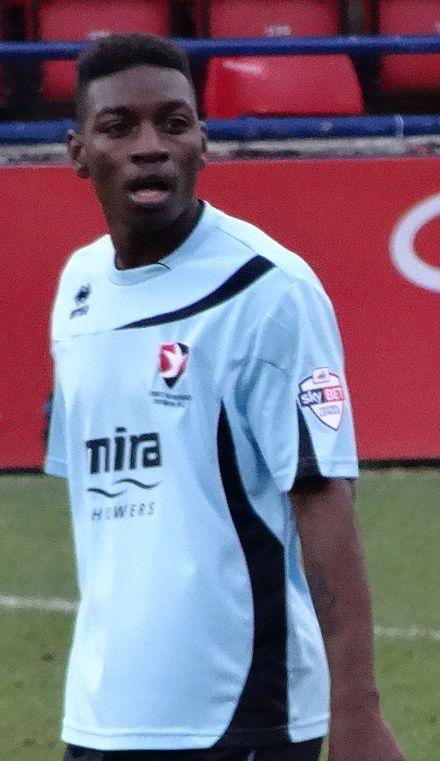 Jermaine McGlashan