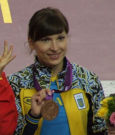 Olena Kostevych