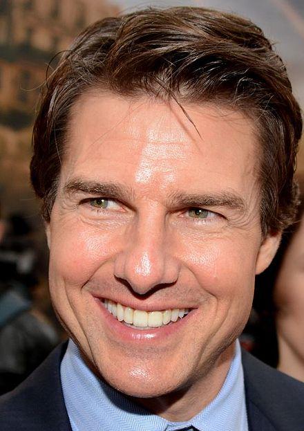 Tom Cruise - personality characteristics, full