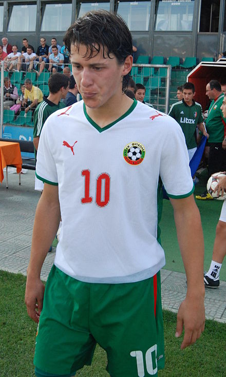 Aleksandar Tonev